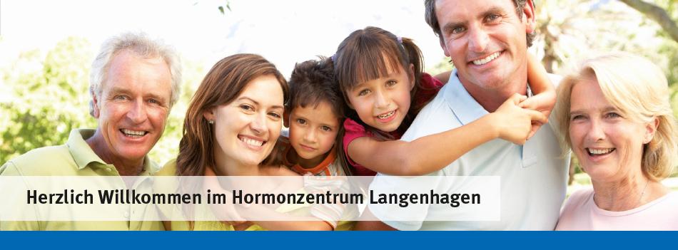 Herzlich Willkommen im Hormonzentrum Langenhagen