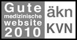 Gute medizinische Website 2010